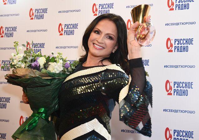 Sofia Rotaru, cantante ucraniana