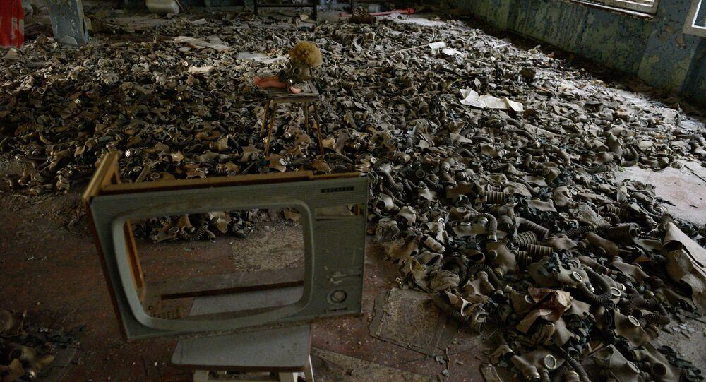 Zona de exclusión de Chernóbil
