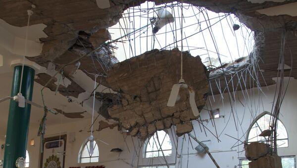 Las consecuencias del terremoto en Irak - Sputnik Mundo