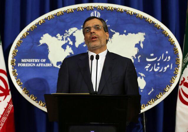 Husein Yaber Ansari, viceministro de Exteriores de Irán