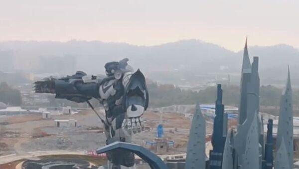 El Valle de la Ciencia y la Fantasía en China - Sputnik Mundo