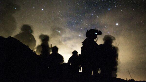 Militares de EEUU (Archivo) - Sputnik Mundo