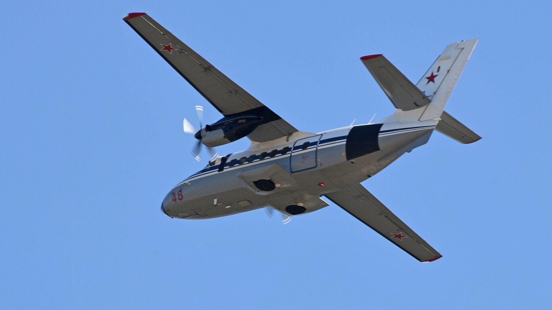 Un avión L-410  (archivo) - Sputnik Mundo, 1920, 19.06.2021