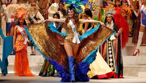 Eligen a Miss International en Tokio - Sputnik Mundo