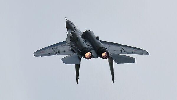 El caza ruso MiG-35 - Sputnik Mundo