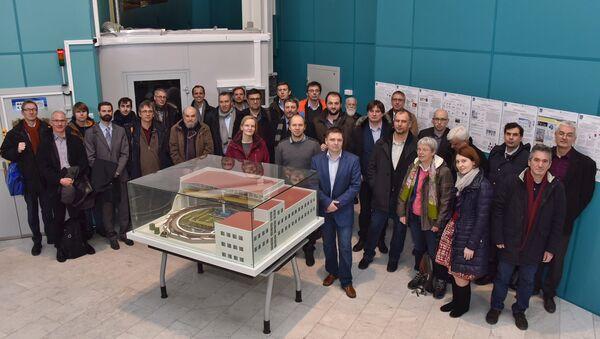 Miembros del CREMLIN, el proyecto científico de la Unión Europea y Rusia - Sputnik Mundo