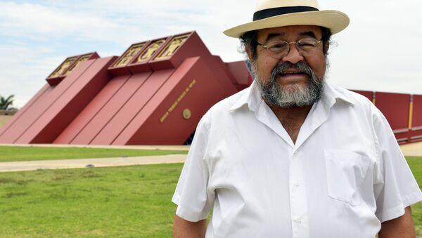 Walter Alva,  científico y arqueólogo peruano - Sputnik Mundo
