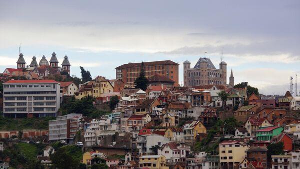 Antananarivo, la capital de Madagascar - Sputnik Mundo