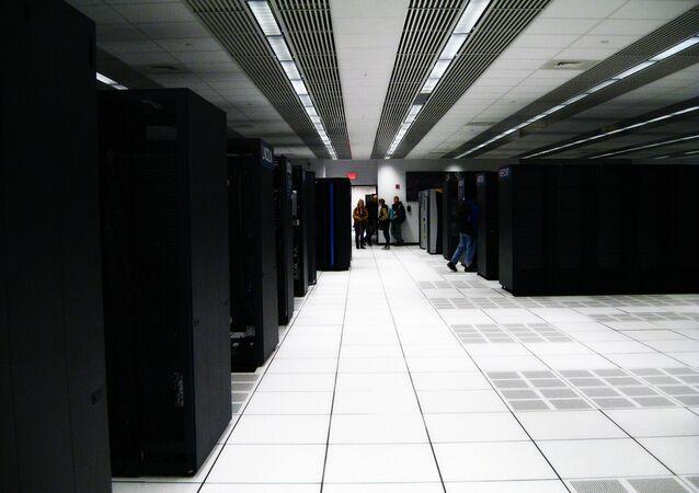 Una supercomputadora (imagen referencial)