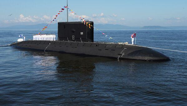 Los más temidos submarinos rusos - Sputnik Mundo
