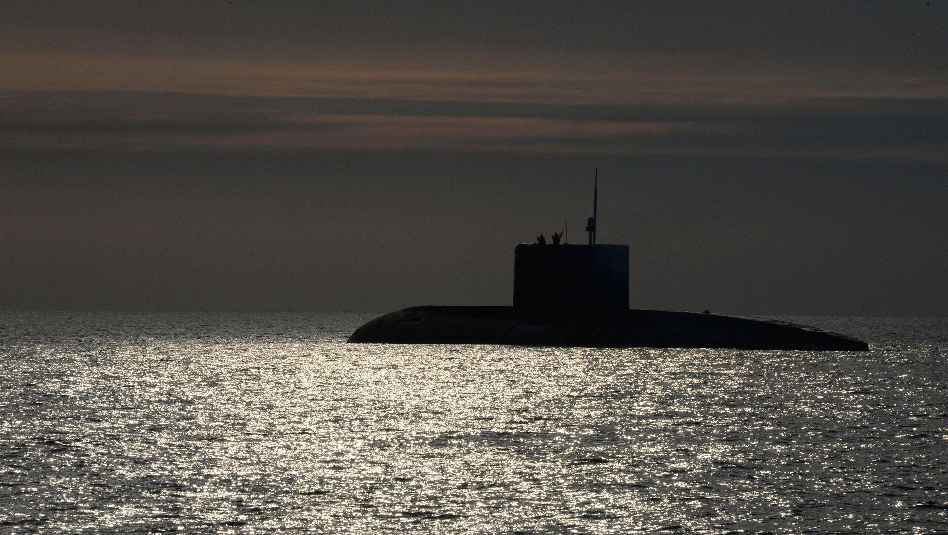 Un submarino (imagen referencial) - Sputnik Mundo, 1920, 02.02.2021
