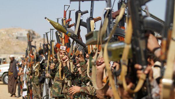 Guerra civil en Yemen - Sputnik Mundo