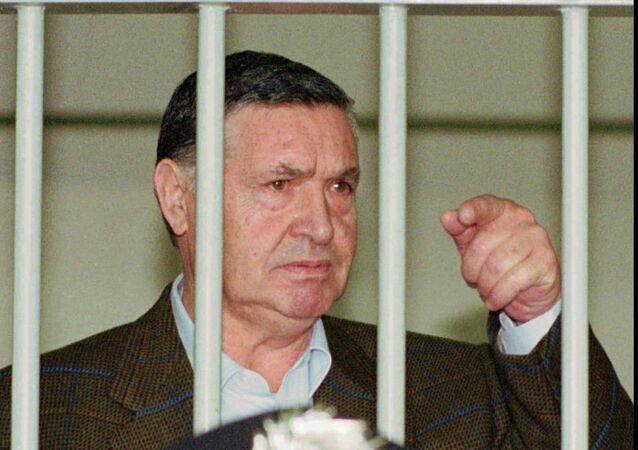 Totó Riina, el capo de la Cosa Nostra, la mafia siciliana (archivo)