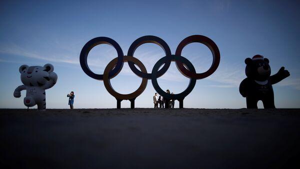 Corea del Sur se prepara para acoger los JJOO de 2018 - Sputnik Mundo