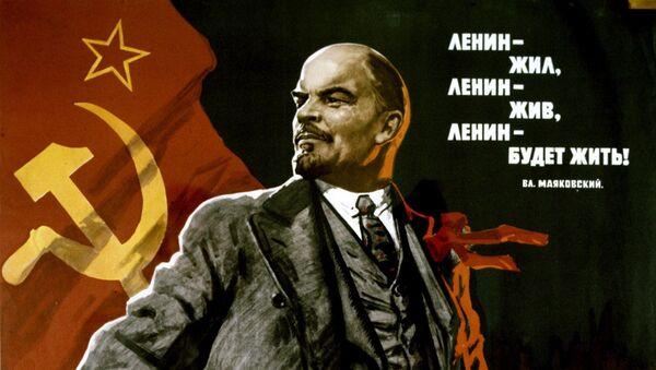 El arte de los pósteres soviéticos - Sputnik Mundo
