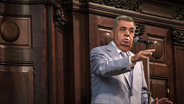 Jorge Picciani, el presidente de la Asamblea Legislativa de Río de Janeiro - Sputnik Mundo