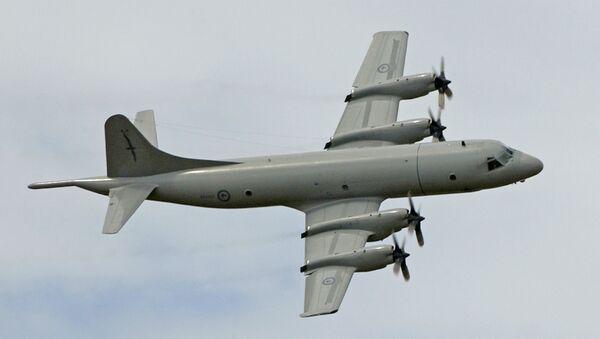 Avión Lockheed P-3 Orion - Sputnik Mundo