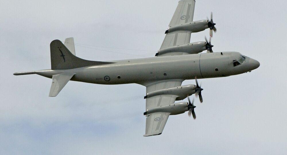 Avión Lockheed P-3 Orion