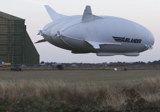 El dirigible Airlander 10