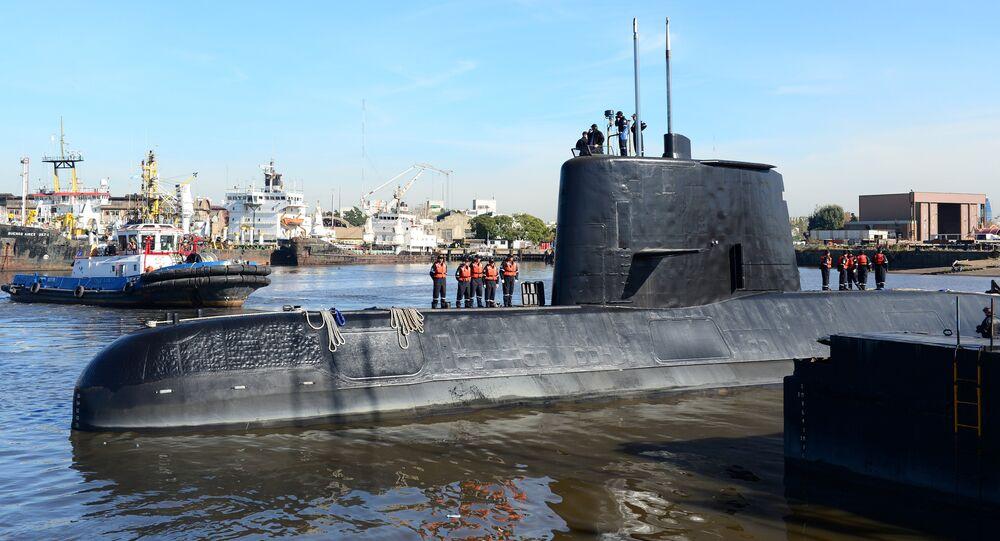 Submarino San Juan