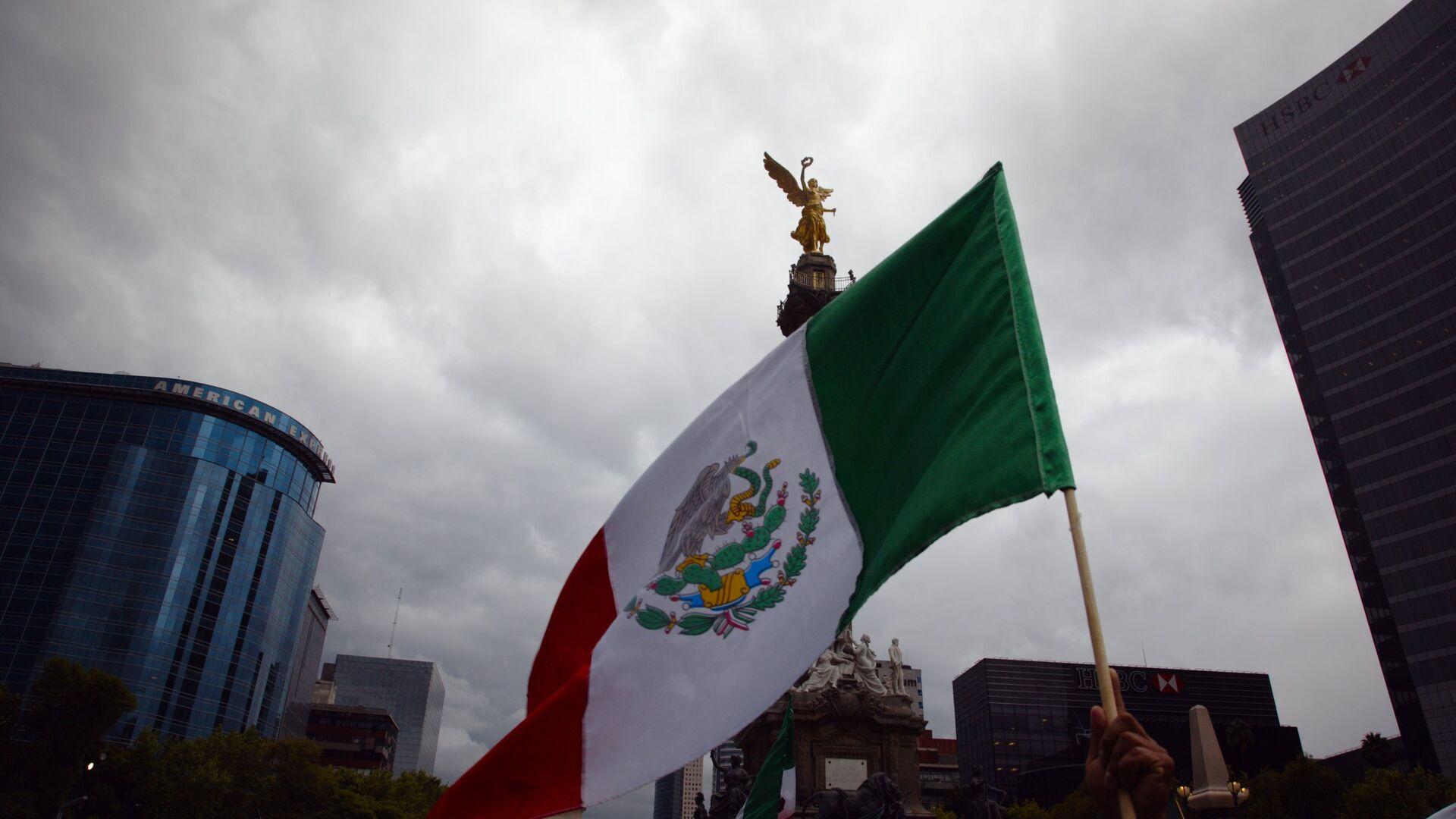 La bandera de México - Sputnik Mundo, 1920, 13.08.2021