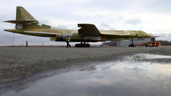 El Tu-160M2 - Sputnik Mundo