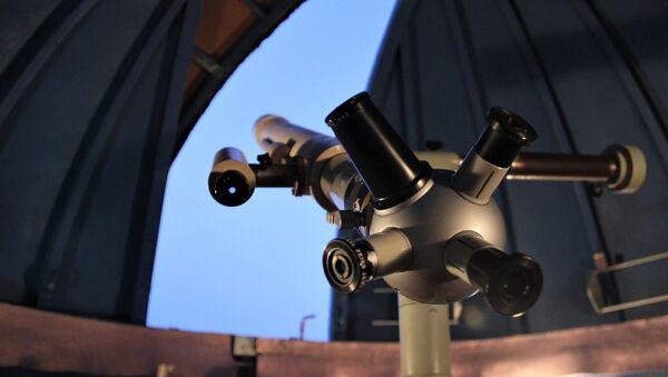 Telescopio (archivo) - Sputnik Mundo