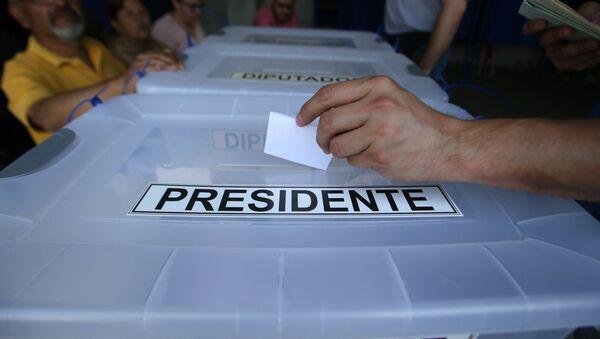 Elecciones en Chile - Sputnik Mundo
