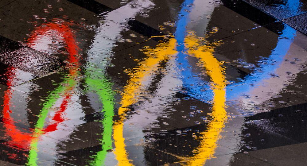 El símbolo de los Juegos Olímpicos (imagen referencial)