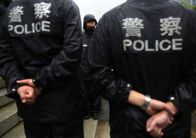 Policía de China