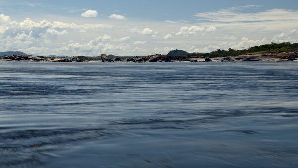 El río Orinoco - Sputnik Mundo