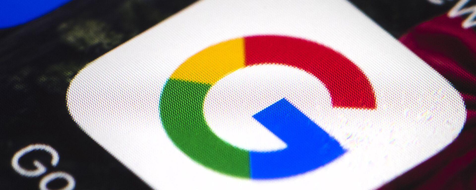Logo de Google (archivo) - Sputnik Mundo, 1920, 01.04.2021
