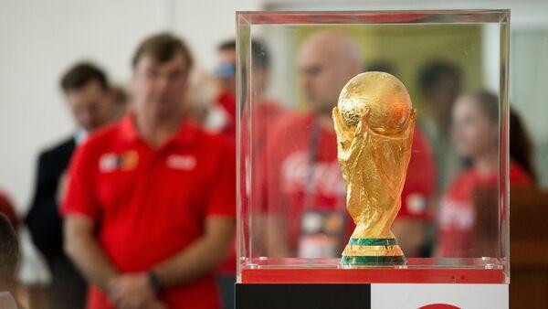 La copa del Mundial de fútbol de 2018 - Sputnik Mundo