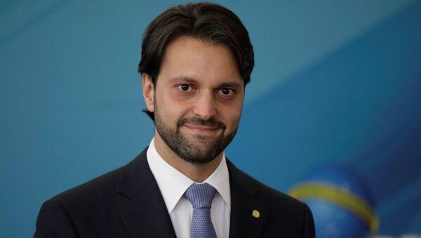 Alexandre Baldy, nuevo ministro de las Ciudades de Brasil - Sputnik Mundo