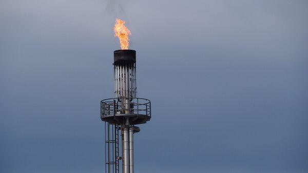 Extracción de gas (imagen referencial) - Sputnik Mundo