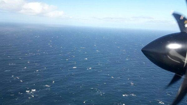 Misión de búsqueda del submarino argentino desaparecido San Juan - Sputnik Mundo