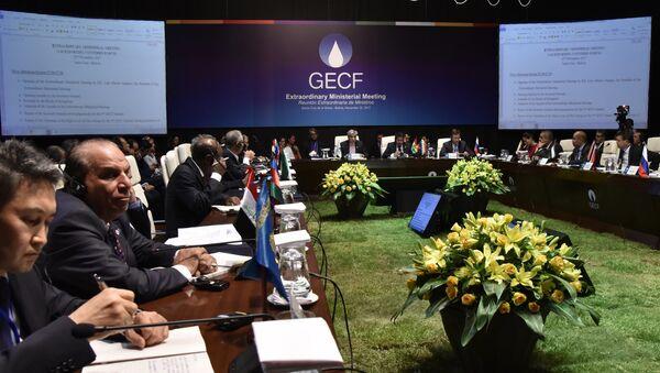 IV Foro de Países Exportadores de Gas (FPEG) - Sputnik Mundo