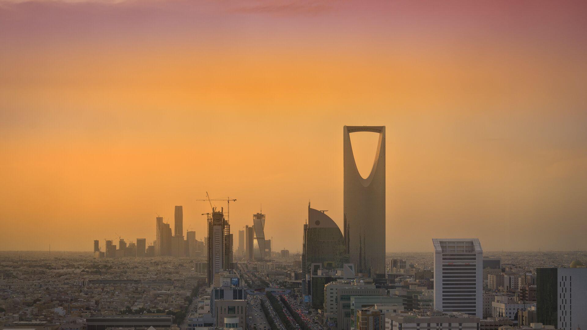 Riad, la capital de Arabia Saudí - Sputnik Mundo, 1920, 15.04.2021