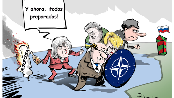 La primera ministra del Reino Unido, Theresa May, calificó a Rusia como un Estado hostil - Sputnik Mundo