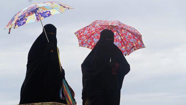 Las mujeres musulmanas (archivo) - Sputnik Mundo
