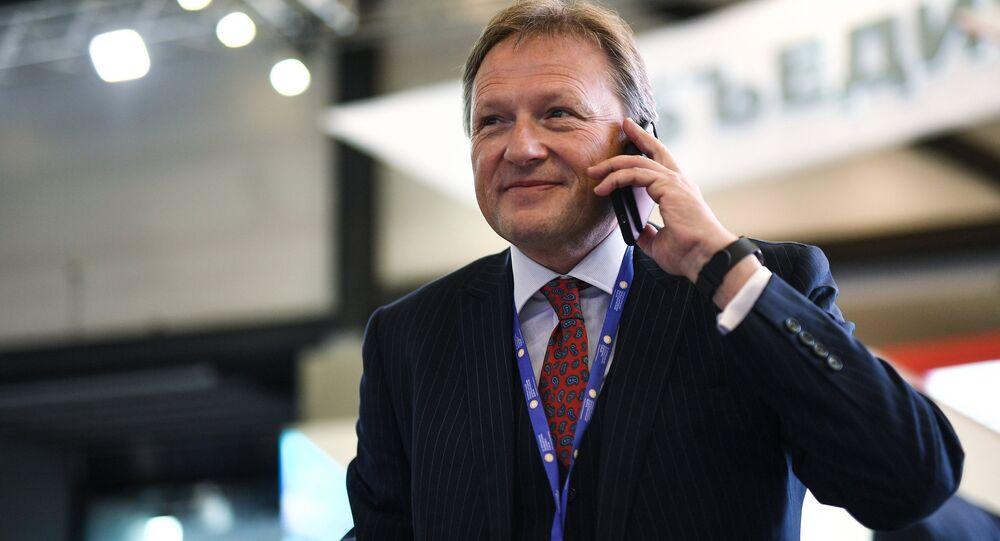 El Defensor del Empresario ruso, Borís Titov
