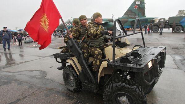 La base militar rusa en Kirguistán (archivo) - Sputnik Mundo