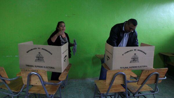 Elecciones en Honduras - Sputnik Mundo