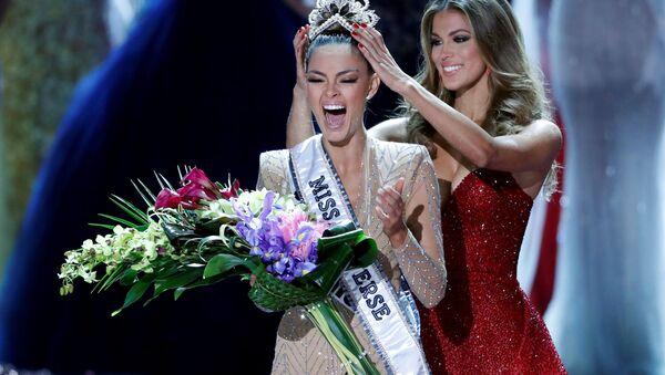 Los momentos más deslumbrantes del concurso de belleza Miss Universo 2017 - Sputnik Mundo
