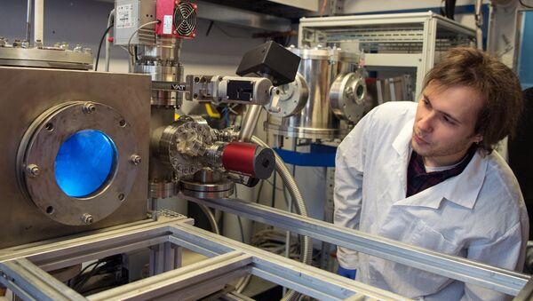 Un laboratorio de la Universidad Nacional de Investigaciones Nucleares MEPhI - Sputnik Mundo