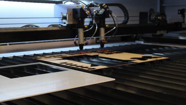 Impresora 3D (imagen referencial) - Sputnik Mundo