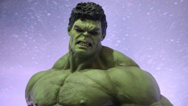 Hulk (imagen referencial) - Sputnik Mundo