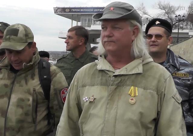 Voluntario estadounidense en Donbás: Donetsk es mi nueva casa