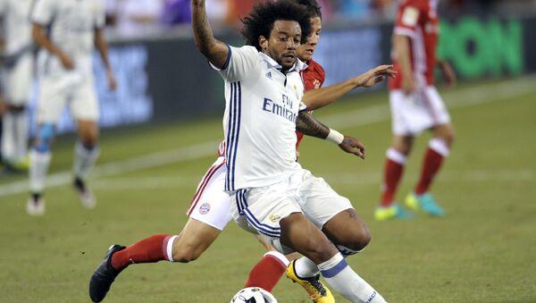 Marcelo Vieira da Silva, el futbolista del Real Madrid - Sputnik Mundo