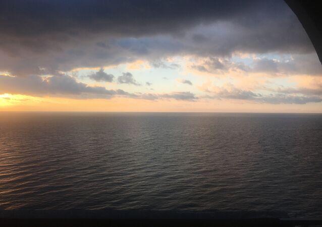 Mar Negro en Crimea